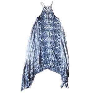 EUC Japna Paisley Handkerchief Dress